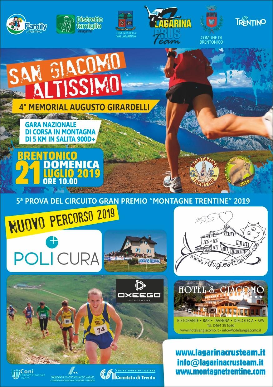 Giro Dei Masi e Trail Running